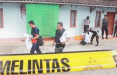 Densus Geledah Kontrakan Terduga Teroris Tangsel - JPNN.com