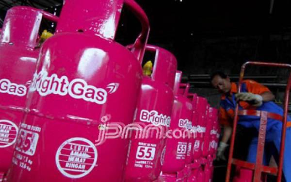 Pertamina Uji Pasar Bright Gas 3 kg - JPNN.com