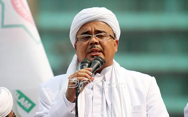 FPI: Denda Overstay Habib Rizieq di Arab Saudi Perkara Mudah - JPNN.com
