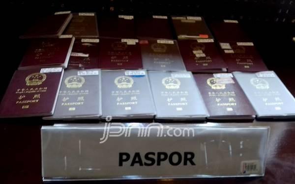 Fakta! Mayoritas WNA Terdeportasi Memang dari China - JPNN.com