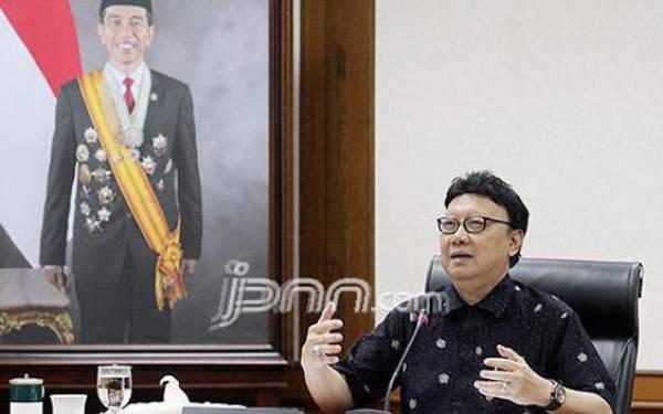 Rencana Mendagri setelah Bupati Madina Mundur Karena 'Mengecewakan' Jokowi - JPNN.com