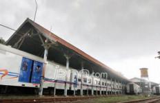 Depo Kereta Api Sidotopo, Warisan Belanda Berkhas Jawa - JPNN.com