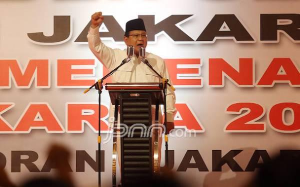 Prabowo: Anak Proklamator kok Makar? - JPNN.com