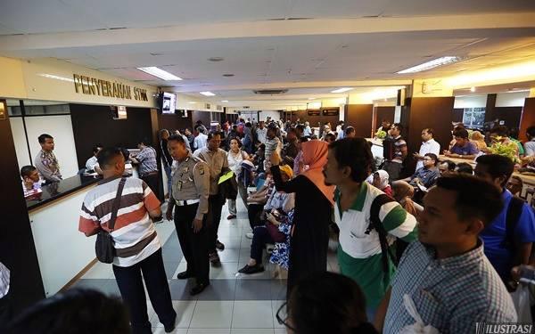 Samsat Online, Bayar Pajak Kendaraan Bisa di Mana Saja - JPNN.com