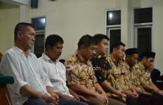Divonis Mati, Begini Ekspresi Gembong Narkoba Cirebon - JPNN.com