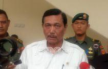 Respons Luhut Binsar Panjaitan Soal Gerindra Merapat ke Jokowi - JPNN.com