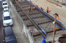 Proyek Stasiun MRT Haji Nawi Tanpa Menutup Jl Fatmawati - JPNN.com