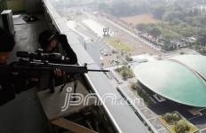 Masuk Kompleks Parlemen Senayan Harus Lewati Pemeriksaan Suhu Tubuh - JPNN.com