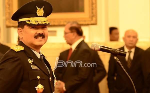 Hadi Tjahjanto Calon Tunggal Panglima TNI - JPNN.com