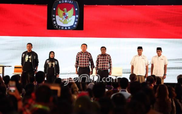 Anies Baswedan: Pak Basuki, Gong Xi Fa Cai - JPNN.com