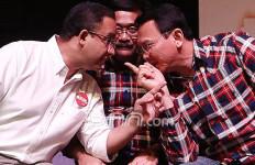 Ahok Keok Versi Quick Count, Anies Merasa Menang KO - JPNN.com