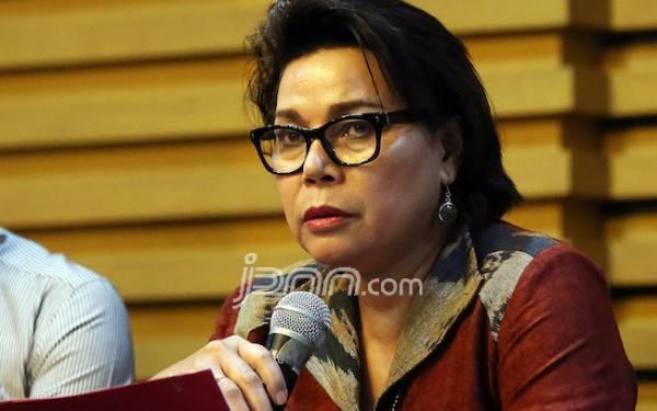 Pesan Basaria Pandjaitan Kepada Para Istri Pejabat di Batam - JPNN.com