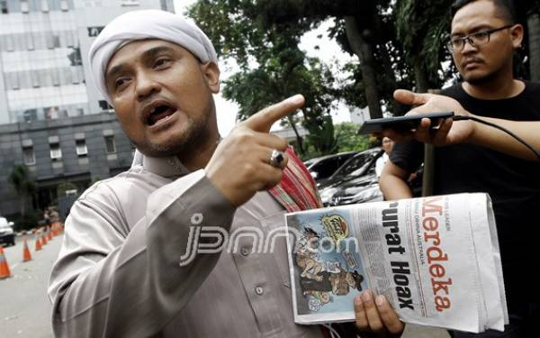 Tak Akur lagi dengan Kubu Prabowo, Habib Novel Berencana Bentuk Partai Baru ? - JPNN.com