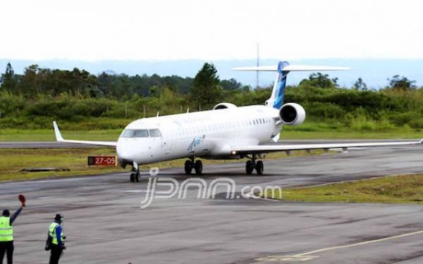 Kementerian BUMN Minta Garuda Indonesia Tindaklanjuti Keputusan OJK & Kemenkeu - JPNN.com