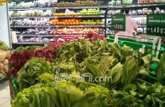 Wabah Virus Corona, Pedagang Sayur dari Kota Sebelah Dilarang Masuk Daerah Ini - JPNN.com