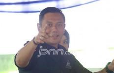 Didampingi Petinggi Demokrat, AHY Buka SBY Cup - JPNN.com