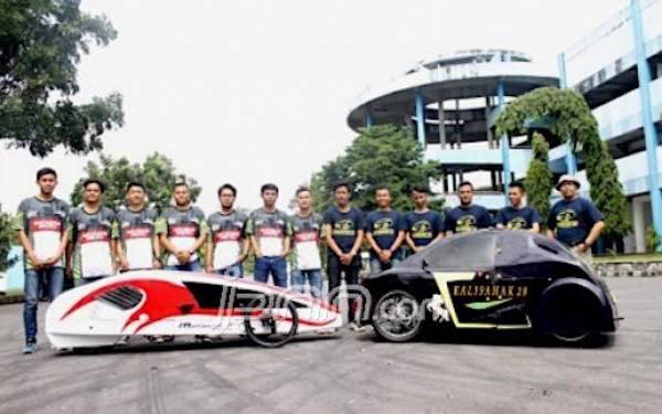 Top Nih Mobil Buatan Mahasiswa, Tak Seperti Esemka - JPNN.com