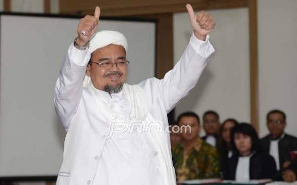 Anies Tutup Alexis, Nih Respons Habib Rizieq - JPNN.com