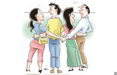 Kelihaian Seorang Istri Membangun Cinta Segitiga - JPNN.com