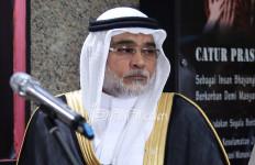 Ditanya soal HRS, Osama Singgung Pembakaran Bendera Tauhid - JPNN.com
