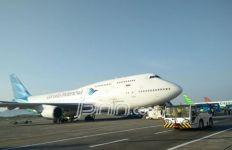 Garuda Indonesia Tunda Penerbangan Dari dan Menuju Tiongkok - JPNN.com
