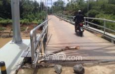 Oh Jembatan Mbak Puan, Kondisimu Kini - JPNN.com