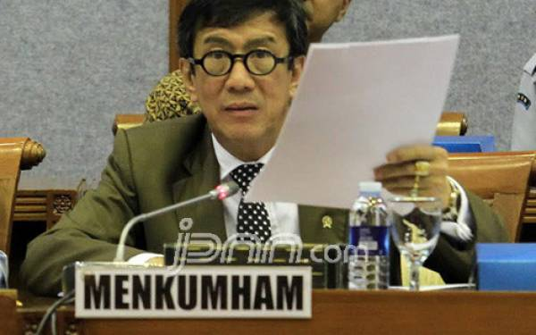 Buntut Masalah Narkoba di Lapas dan Rutan, DPR Minta Menteri Yasonna Copot Liberty - JPNN.com