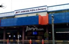 Dampak COVID-19, Jumlah Penumpang Pesawat di Bandara AP II Menurun - JPNN.com