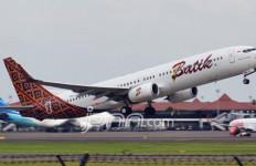 Batik Air Buka Penerbangan Jakarta-Belitung - JPNN.com