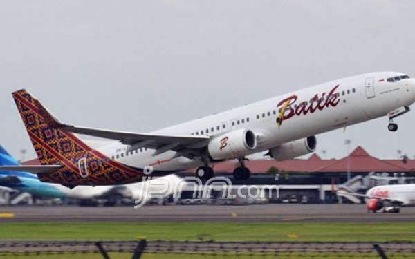 Seminggu Lagi, Batik Air Terbang Langsung ke Luwuk Banggai - JPNN.com