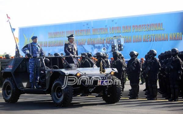 Prajurit TNI AU Tidak Cukup Hanya Pintar, tapi Kesatria - JPNN.com