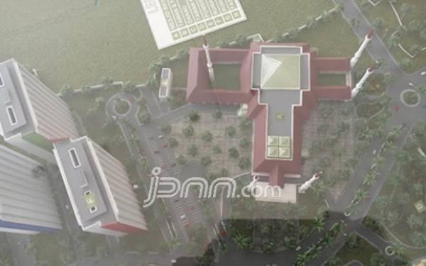 Alasan Peresmian Masjid KH Hasyim Asyari Dipercepat - JPNN.com