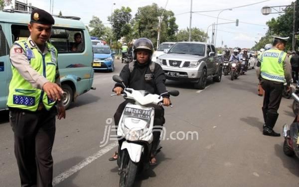 144 PNS Terjaring Operasi Patuh Jaya - JPNN.com