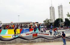 Natal dan Tahun Baru, Anak Buah Anies Tutup Tempat Publik di Jakarta Barat - JPNN.com