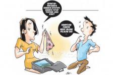 Prahara Celana Dalam Wanita Bermotif Bunga di Tas Suami - JPNN.com