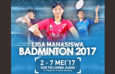 8 Tim Ramaikan LIMA Badminton West Java Conference 2017 - JPNN.com