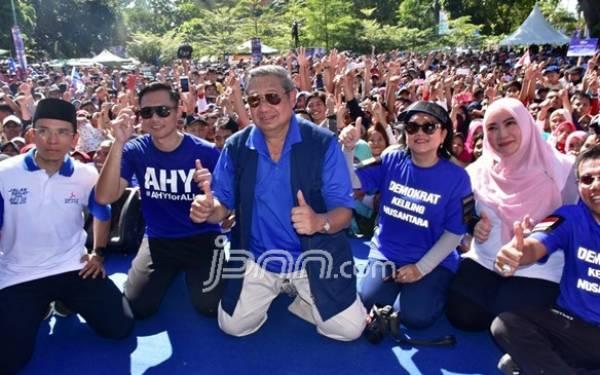 TGB Sering Bertemu Jokowi, Relasinya dengan SBY Jadi Begini - JPNN.com