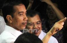 Jokowi Restui JK Jadi Pihak Terkait Uji Materi UU Pemilu - JPNN.com
