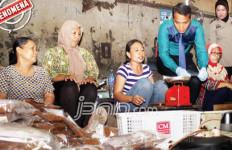 Satgas Pangan Bongkar Home Industry Abon Sapi Dioplos Daging Ayam - JPNN.com