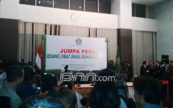 Sidang Isbat Dimulai, Insyaallah Hari Pertama Puasa Jatuh pada.... - JPNN.com