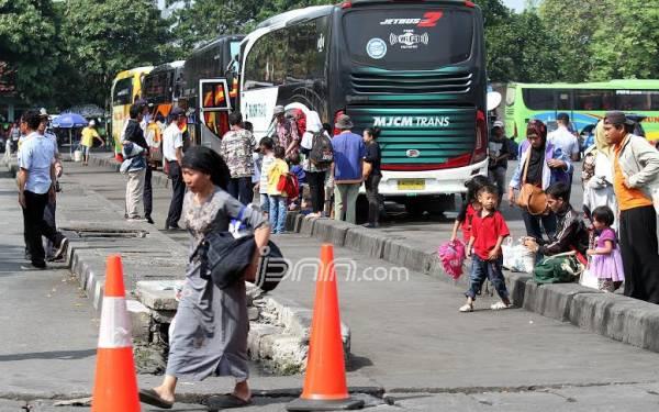 Bukannya Work From Home, Ternyata 6.724 Perantau di Jabodetabek Malah Kembali ke Jateng - JPNN.com