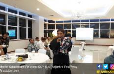 Bertemu Bu Susi, Nelayan Tegal Dukung Pelarangan Cantrang - JPNN.com