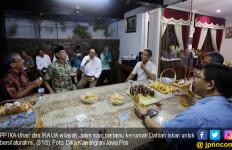 Pengurus IKA Unair Temui Dahlan Iskan - JPNN.com