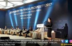 Mbak Puan Berbagi Visi Masa Depan Dunia di Jeju Forum for Peace and Prosperity - JPNN.com