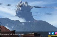 Gunung Marapi Kembali Meletus - JPNN.com