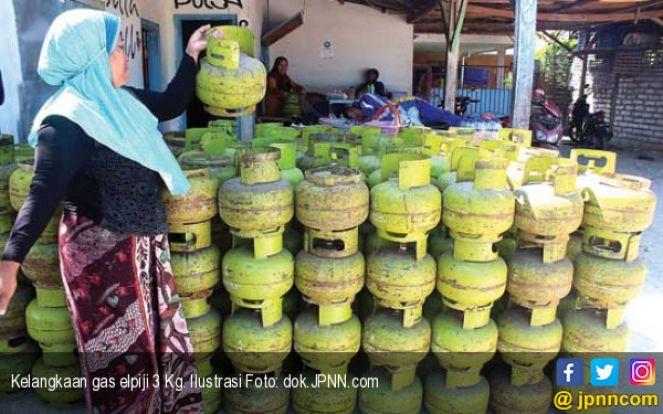 Harga Gas Elpiji 3 Kg Sudah Naik, Evi dan Risna Kecewa