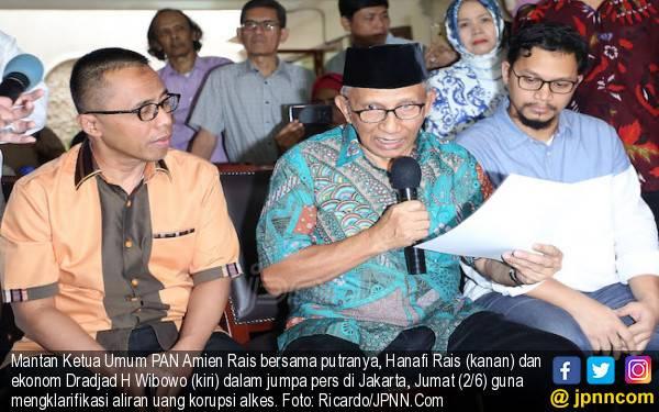 Dradjad Wibowo Minta Pimpinan KPK Mau Temui Amien Rais - JPNN.com