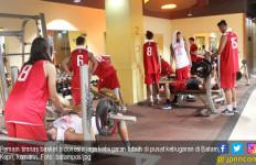 Beginilah Pemain Timnas Basket Indonesia Jaga Kebugaran - JPNN.com