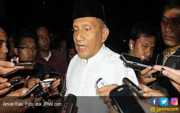 Amien Rais Heran Prabowo Bertemu Jokowi: Kok Tiba-Tiba Nyelonong - JPNN.com