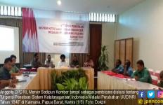 Aktivis Papua Barat Dukung Pemimpin Baru DPD RI - JPNN.com